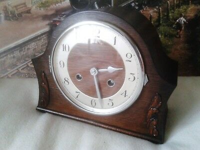 Mantle clock in excellent restored condition