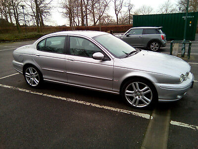 2005 Jaguar X-Type 2.0 D Sport 4dr ( Non Runner Spares or Repair)