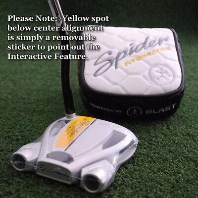 "TaylorMade Golf Spider Interactive - 35"" Putter w/Blast Technology - NEW"