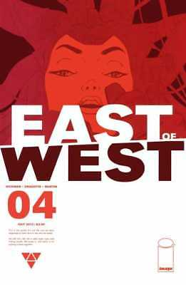 East Of West #4 (NM)`13 Hickman/ Dragotta (1st Print)