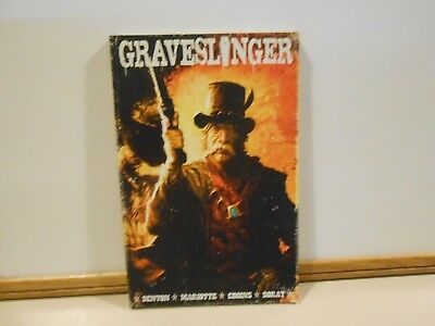 Graveslinger #1 (October 2007) Western Graphic Novel Comic IDW FREE SHIPPING