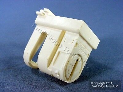 Leviton Fluorescent Light T8 to T5 Lamp Holder Adapter High Output Mini Bi-Pin