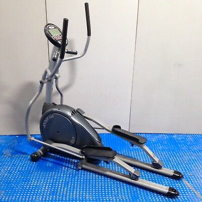 Cross Trainer Machine Andes 150 Cardio Step Exercise Bike Gym Running Fitness HR
