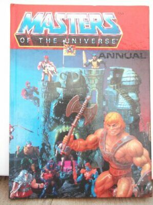 Masters of the Universe Annual Paperback Book The Cheap Fast Free Post