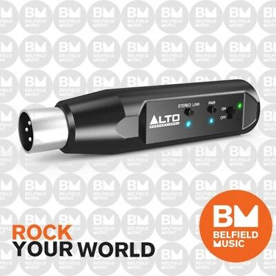 Alto Pro BT TOTAL Rechargeable Bluetooth XLR Receiver - Brand New