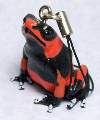 Kitan Club Nature Techni Colour Lehmann's poison Dart frog strap US seller new