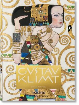 Gustav Klimt. Complete Paintings by Tobias G Natter Hardcover Book Free Shipping