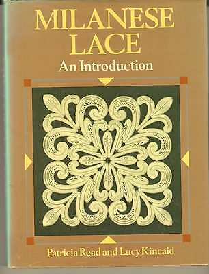 Milanese Lace An Introduction Lace Book