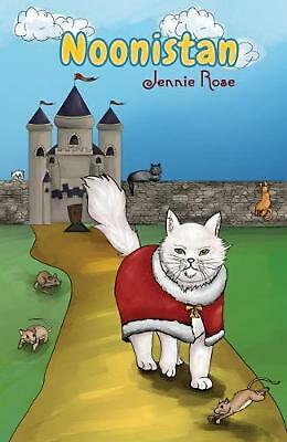 Noonistan by Jennie Rose Paperback Book Free Shipping!