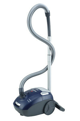 Hoover Vacuum Cleaner 700 Watt BV71 BV30 Brave epa-staubbeutel Java Blue/Grey