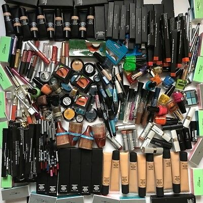 100 Mixed Brand New Make Up Cosmetics Wholesale Bundle Clearance Joblot