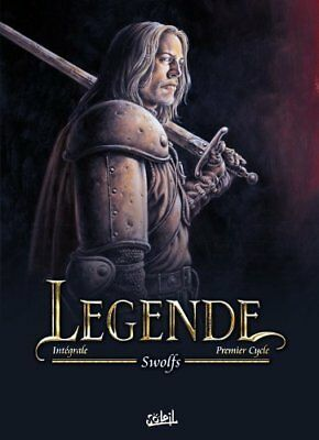 Legende, Tomes 1 a 5 : Integrale Premier Cycle Yves Swolfs Soleil Productions