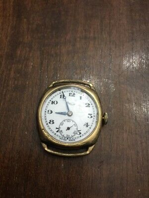 Rare Mens Gents Vintage watch Limit 3 III Swiss Made Mechanical