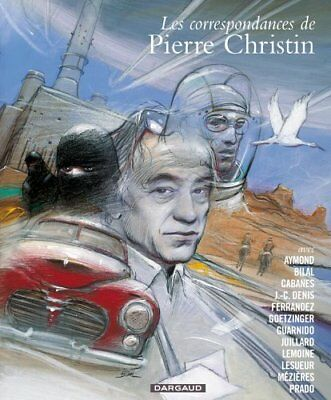 Les correspondances de Pierre Christin Pierre Christin Collectif Dargaud Album
