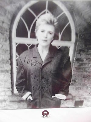 Former girlfriend of mick jagger marianne faithfull hand signed former girlfriend of mick jagger marianne faithfull hand signed photo thecheapjerseys Gallery