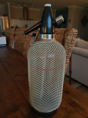 Vintage Soda Siphon/seltzer bottle