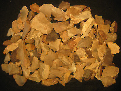 10 lbs Central Texas Prehistoric Flint Lithics Tools, Indian Artifacts, #2