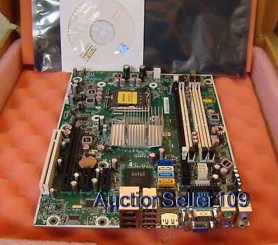NEW HP COMPAQ 6000 Pro Small Form Factor Motherboard 531965-001 + Drivers CD