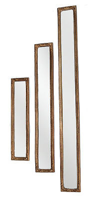 Hickory Manor House 3 Piece Mirror Set