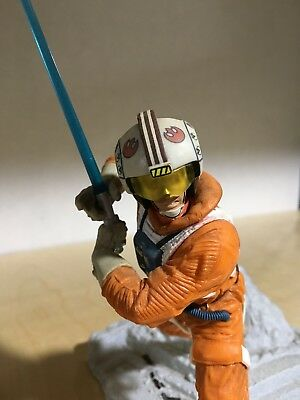 Star Wars Unleashed Luke Skywalker Hoth Pilot Loose complete. ESB