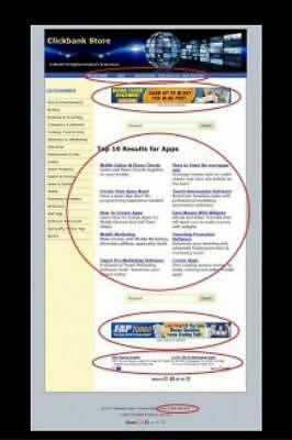 Instant Clickbank Store Plus Home Business Website Making Money at Home