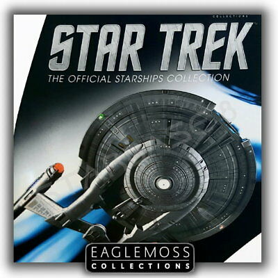 Star Trek Eaglemoss Nx-01 Special Edition Raumschiffsammlung Starship Collection
