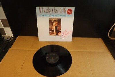 bill medley jennifer warnes ive had the time of my life 12 inch ex condition