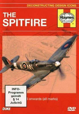 Deconstructing Design Icons - Spitfire - Deconstructing Design Ic... - DVD  7YVG