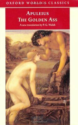 The Golden Ass (Oxford World's Classics) by Apuleius Paperback Book The Cheap