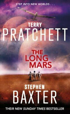 The Long Mars: (Long Earth 3) by Pratchett, Terry Book The Cheap Fast Free Post