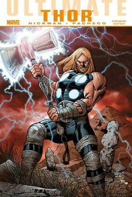 Ultimate Comics Thor by Hickman, Jonathan Hardback Book The Cheap Fast Free Post