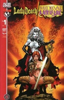 Lady Death/Medieval Witchblade (2001) One-Shot