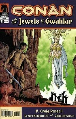 Conan & the Jewels of Gwahlur (2005) #2 of 3