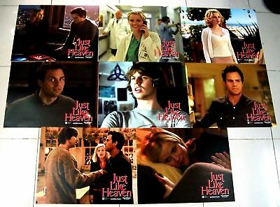 Just Like Heaven 11x14 US Lobby Cards Set of 8