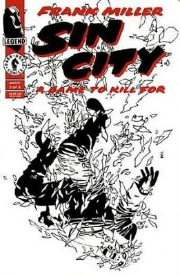 Sin City - A Dame to Kill For (1993-1994) #2 of 6