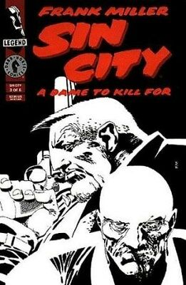 Sin City - A Dame to Kill For (1993-1994) #3 of 6