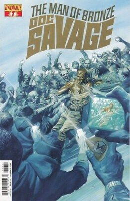 Doc Savage (2013-2014) #7