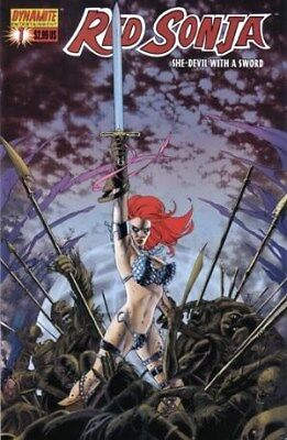 Red Sonja Vol. 1 (2005-2013) #1 (John Cassaday Variant)