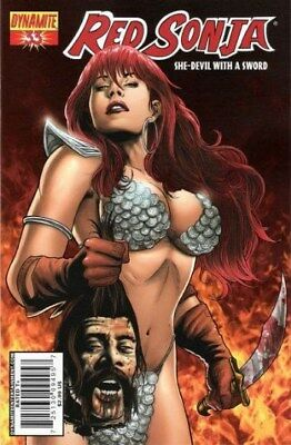 Red Sonja Vol. 1 (2005-2013) #33 (Fabiano Neves Variant)