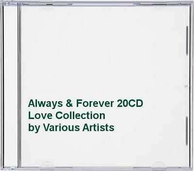 Various Artists - Always & Forever 20CD Love Collec... - Various Artists CD MOVG