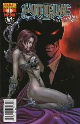 Witchblade - Shades of Gray (2007) #1 of 4 (Billy Tan Variant)