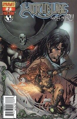 Witchblade - Shades of Gray (2007) #2 of 4