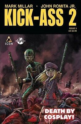 Kick-Ass 2 (2010-2012) #5 of 7