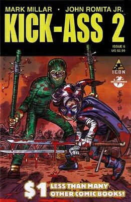 Kick-Ass 2 (2010-2012) #6 of 7