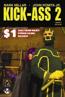 Kick-Ass 2 (2010-2012) #6 of 7 (1:15 Photo Variant)