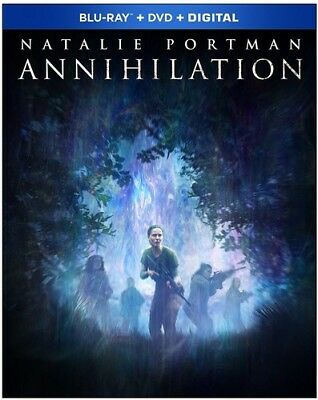 Annihilation [New Blu-ray] With DVD, 2 Pack, Digitally Mastered In HD