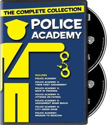 Police Academy: The Complete Collection [New DVD] Boxed Set