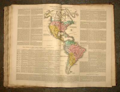 ATLAS HISTORY, GENEALOGICAL, CHRONOLOGICAL AND GEOGRAPHIC A. the SAGE 1827