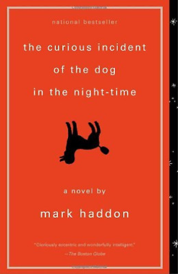 Haddon, Mark-The Curious Incident Of The Dog In The Night-Time  BOOK NEW