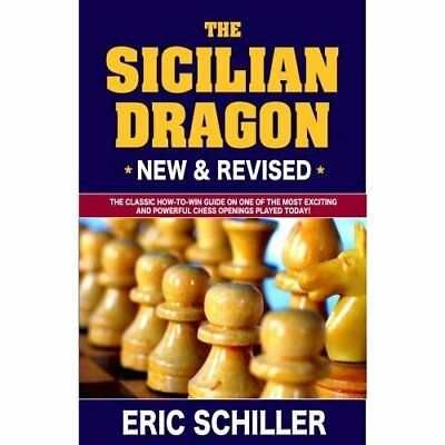 The Sicilian Dragon: The Classic How-To-Win Guide on On - Paperback NEW Eduard G
